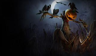 Pumpkinhead Fiddlesticks Skin