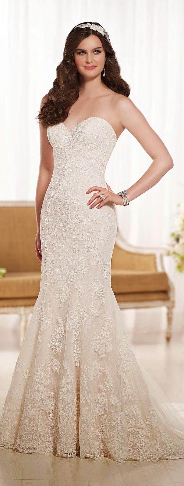 e3a1d0d93c6e Essense Of Australia Backless Lace Wedding Dress D1788