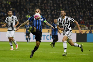 Inter Juventus 2-1 highlights commento Paolino