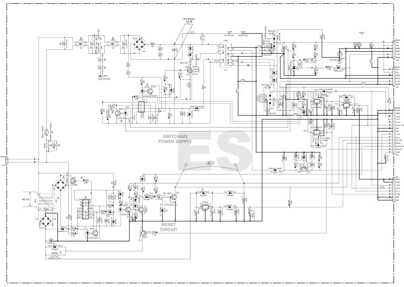 ELECTRONIC EQUIPMENT REPAIR CENTRE : YAMAHA DIGITAL SOUND ...