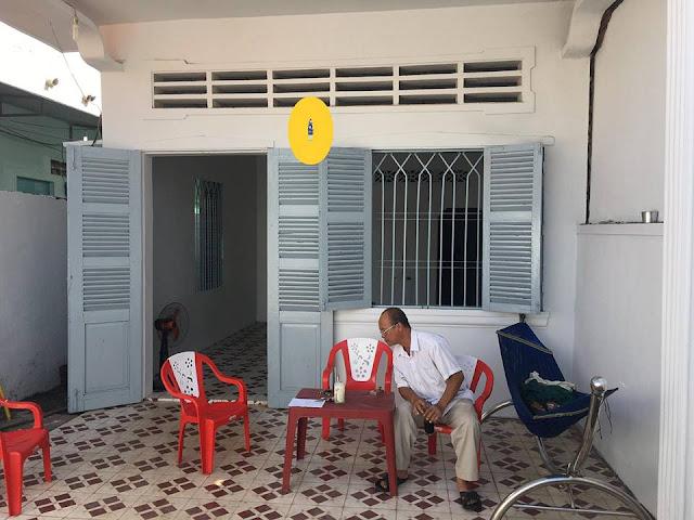 Nhà phố mặt tiền đường Trịnh Hoài Đức, Phường Xuân Trung, TX. Long Khánh, Đồng Nai 01