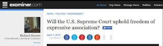 Examiner.com Supreme Court GLIL Rick Sincere