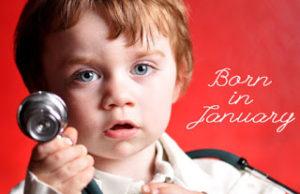 Τα μωρά του Ιανουαρίου: 9 χαρακτηριστικά για τα παιδιά που γεννιούνται τώρα