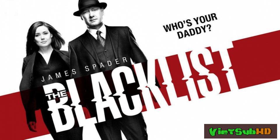 Phim Danh Sách Đen (phần 4) Hoàn Tất (22/22) VietSub HD | The Blacklist (season 4) 2016