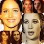 Jennifer Lawrence and Zubaida Tharwat is it Cloning, Reincarnation or Lookalike Extension of Same Soul Alive as Both