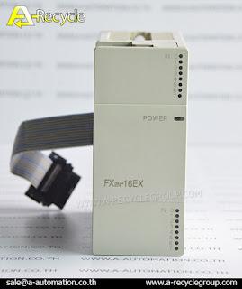 ขาย PLC MODEL:FX2N-16EX-ES/UL [MITSUBISHI]