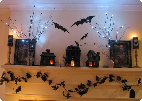 Halloween Home Design Ideas: How To Decorate Your Room For Halloween