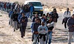 to expel remaining African migrants from Israel