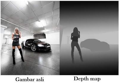 Cara Membuat Foto Cantik 3D Untuk di Upload ke Facebook