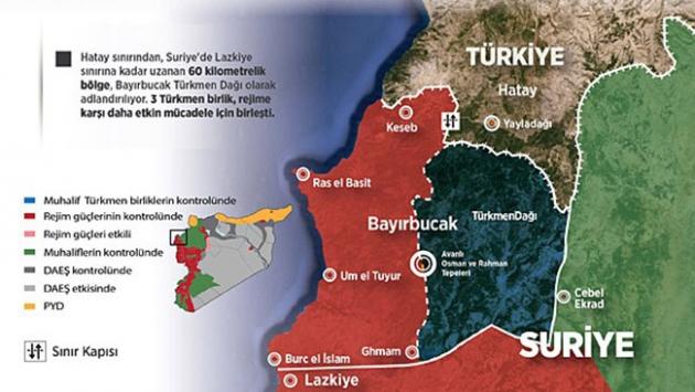 turkmen harita