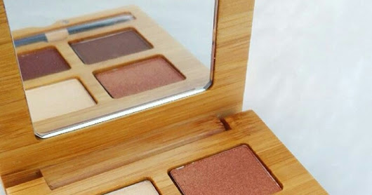 In Our Mail- Antonym Cosmetics Noisette Palette