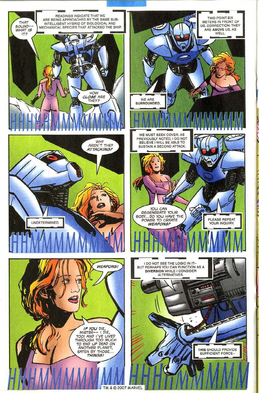 Read online Silver Surfer (1987) comic -  Issue #142 - 22