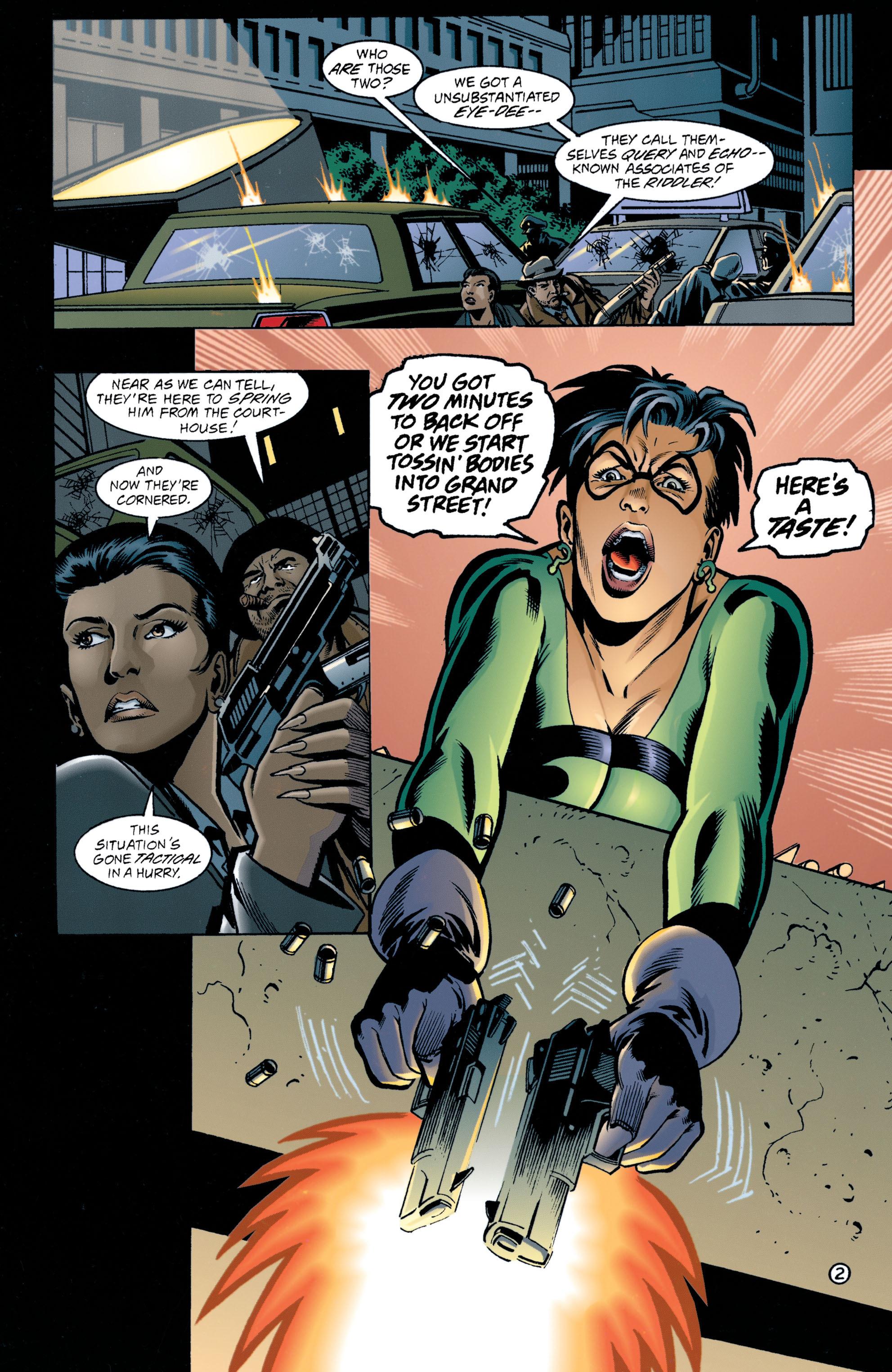 Detective Comics (1937) 705 Page 2