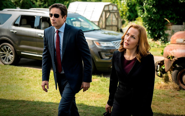 Ford Explorer Makes Dramatic TV Appearance on 'the X-Files' Return