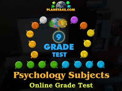 Psychology Grade Test