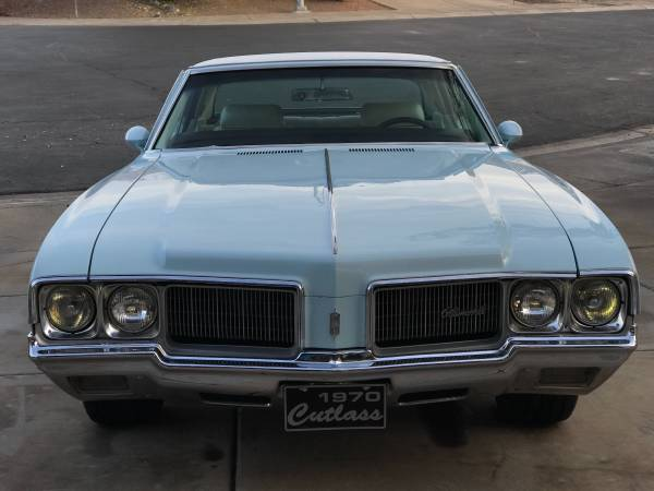 1970 Oldsmobile Cutlass Supreme Sx Buy American Muscle Car
