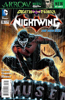 Nightwing #16 Cover