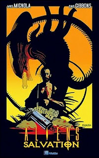 aliens salvations mignola bd
