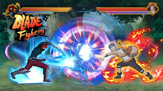 Ninja Fighting Kakashi Revenge V1.0 MOD APK Terbaru