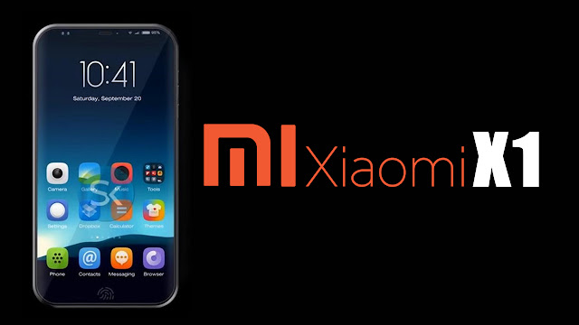 Xiaomi X1 With Bezel-less Screen & Dual Rear Camera