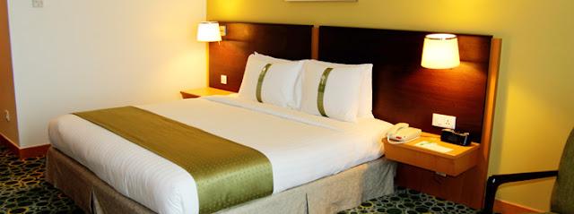 Penginapan Selesa Di Hotel Holiday Inn Melaka