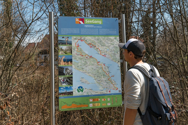 SeeGang Etappe 2 Wilde Tobel und alte Burgen: Von Wallhausen über den Bodanrück nach Bodman-Ludwigshafen | Premiumwanderweg Bodensee Konstanz 01