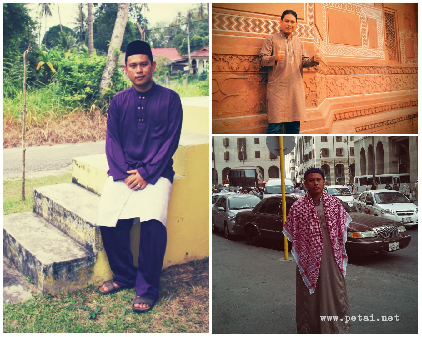 Antara Baju Melayu, Jubah dan Kurta