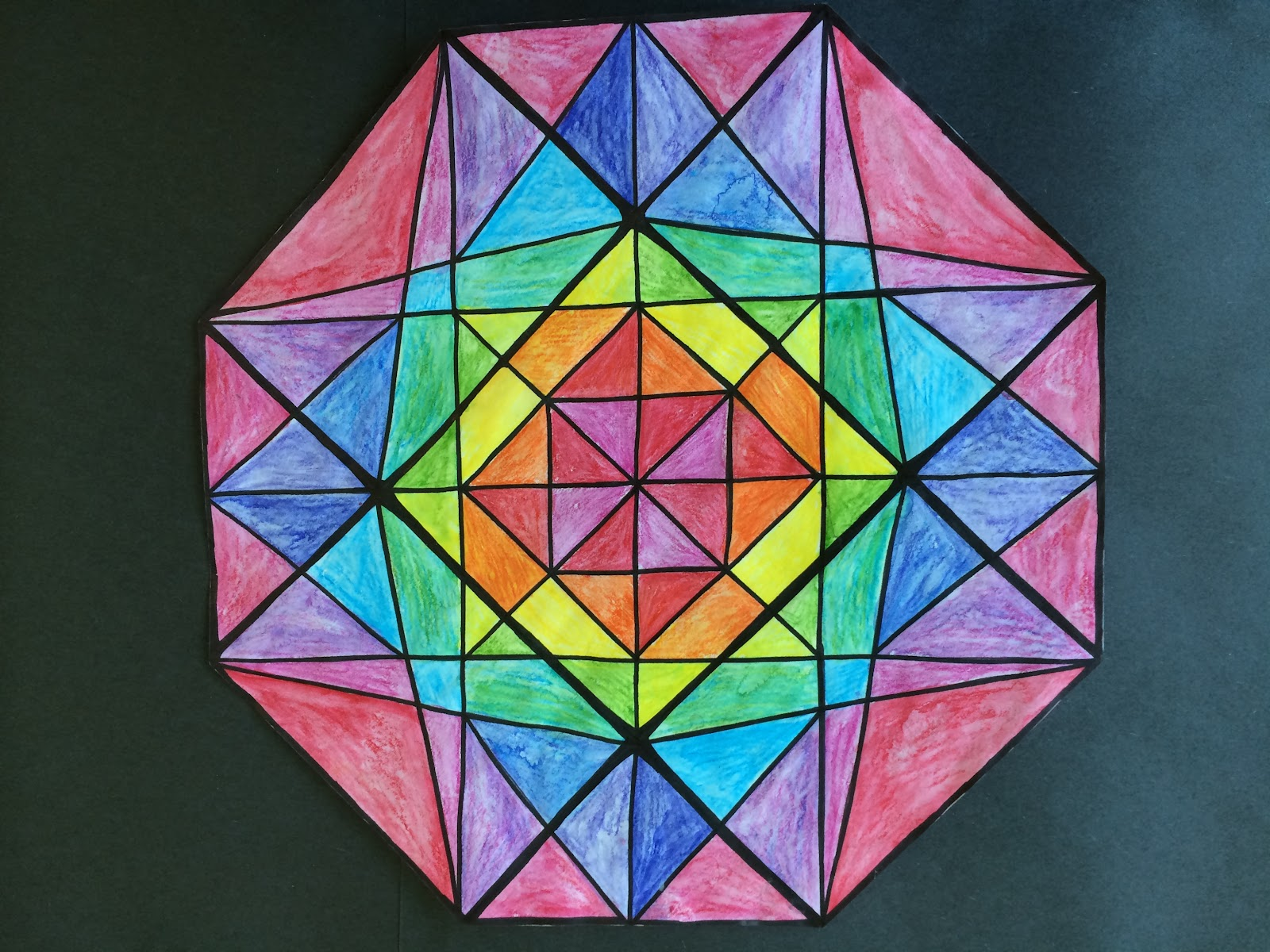 Math Art Enrichment Mrs Connells Art Page