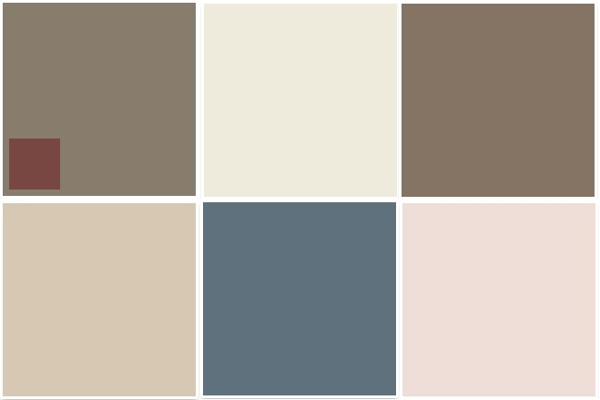 Best the jewel blog: a roof, a color palette, and flooring selections CX08