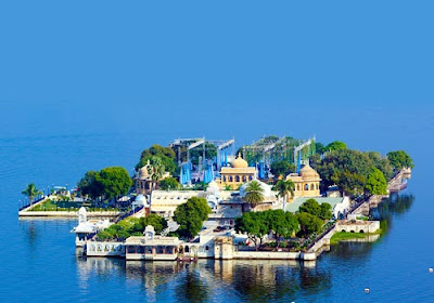 City of Lakes Udaipur : India