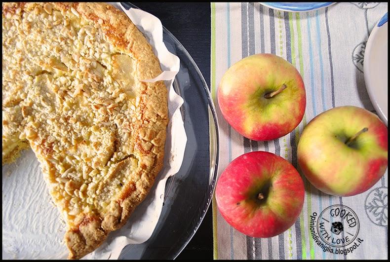 Ricetta Crostata di mele del Trentino Bimby 2