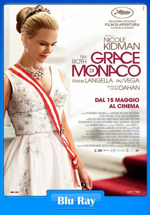 Grace of Monaco 2014 BRRip 480p x264 300MB Movie Poster
