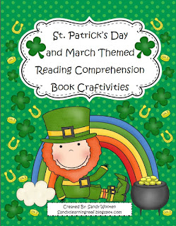 https://www.teacherspayteachers.com/Product/St-Patricks-Day-March-Themed-Reading-Comprehension-Craftivities-For-Any-Book-1116413