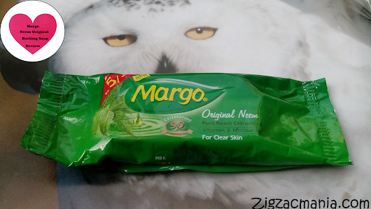 Margo Original Neem Bathing Soap Review