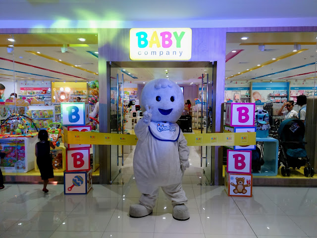 Baby Company Opens its 62nd branch in SM Megamall