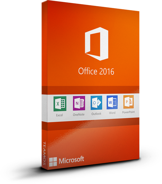 Microsoft Office 2016 Image