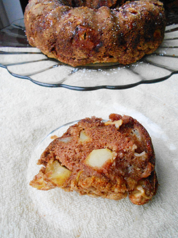 Apple Cake Confessions Of A Confectionista