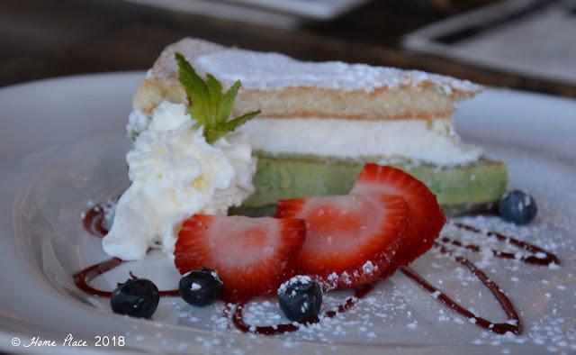 Beach House - Pistachio Cake