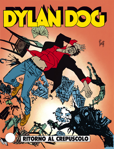 Dylan Dog (1986) 57 Page 1