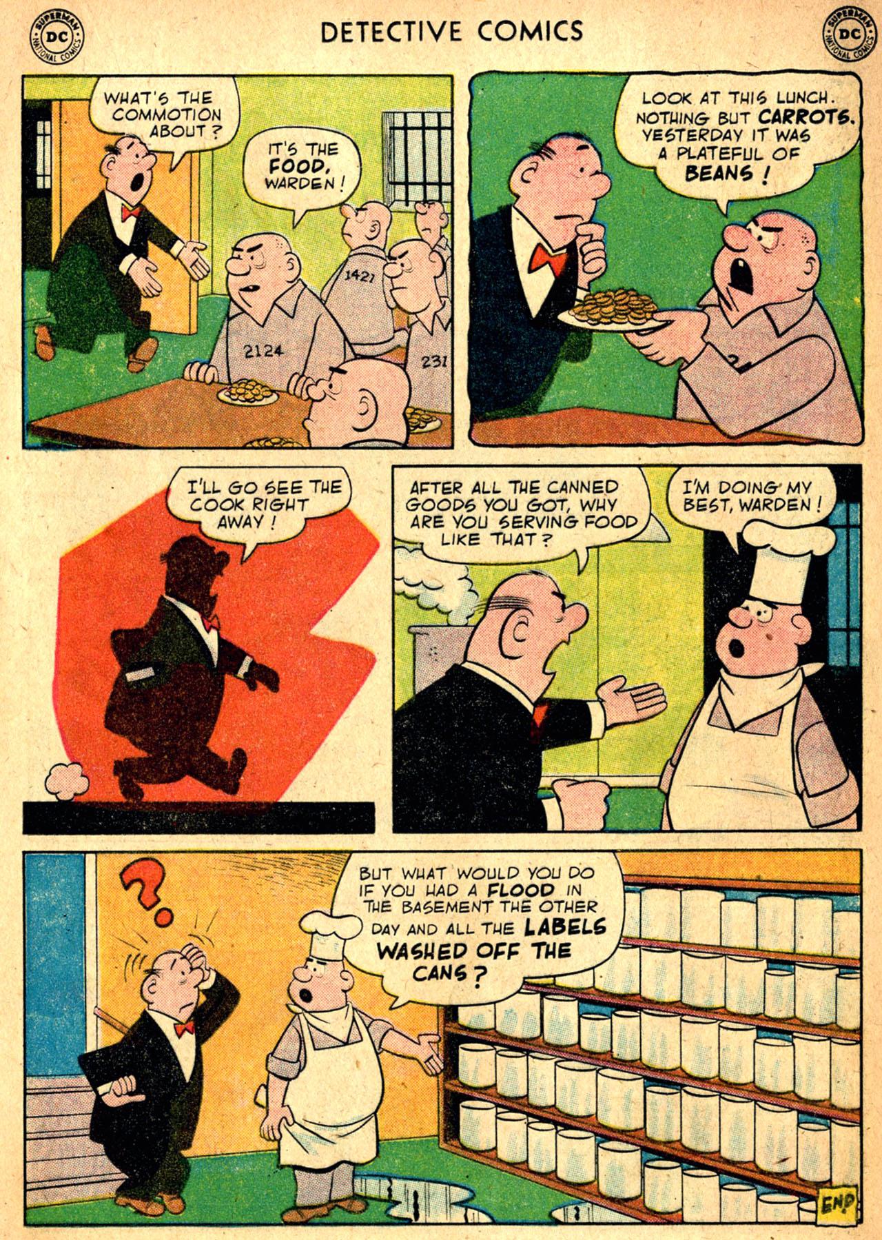 Read online Detective Comics (1937) comic -  Issue #257 - 17