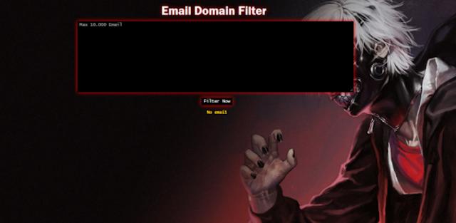 Cara Filter Email