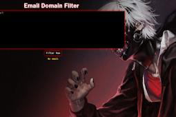 Cara Filter Email Menggunakan Script HTML