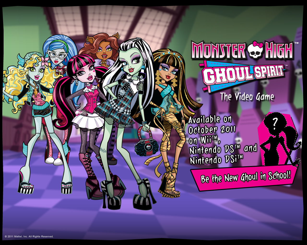 Manu e Monster High: Monster High™ Ghoul Spirit™ The Video ... - photo#7