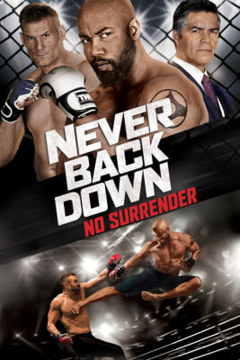 Imagem Never Back Down No Surrender - HD 720p