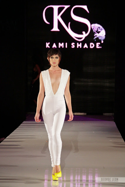 Kami Shade Fashion   ©George Leon/filmcastlive