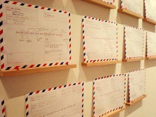 Contoh Penulisat Alamat yang Tepat di Amplop Surat