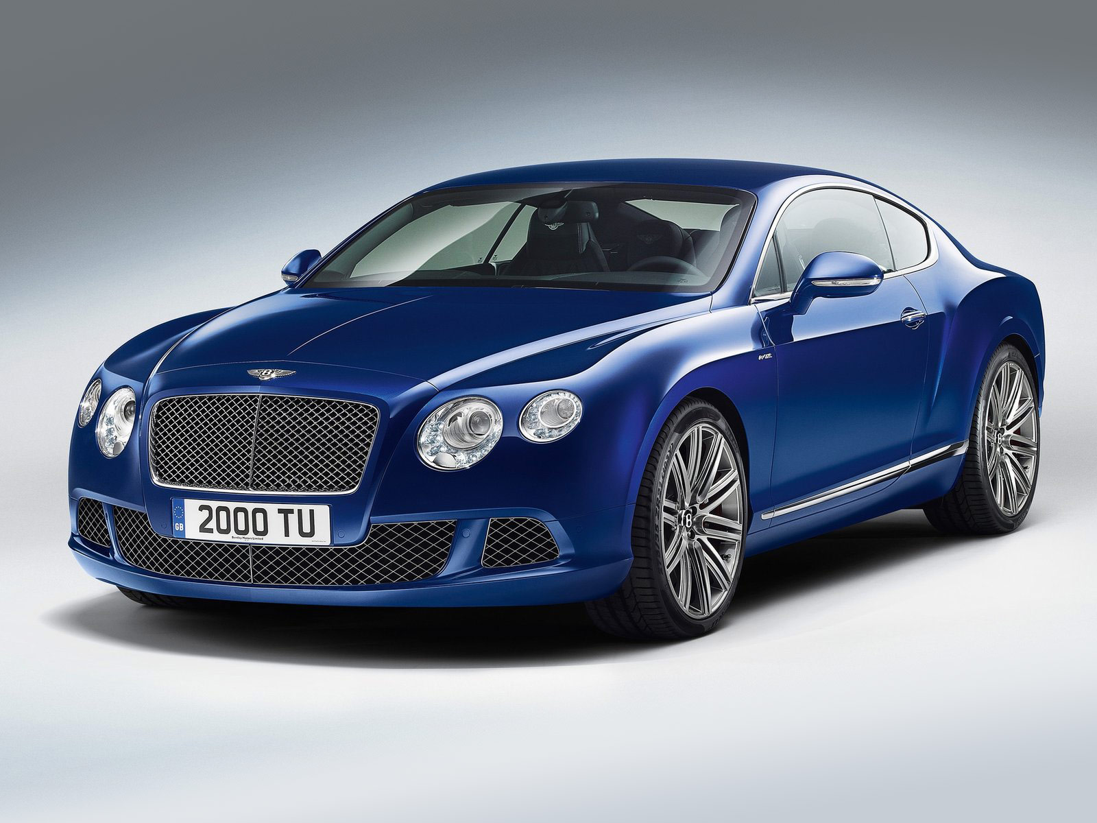 Gambar Mobil Bentley Continental GT Speed 2013