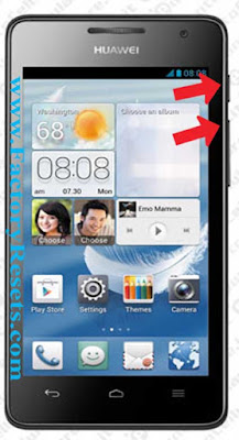 master-reset-Huawei Ascend G526