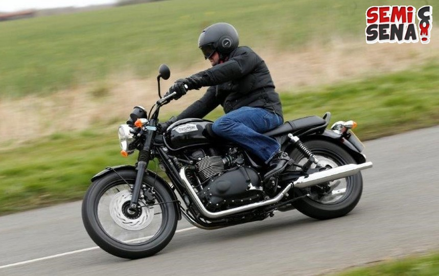 New Motorcycle Test Ride Exposure Allegedly Prepare New Triumph