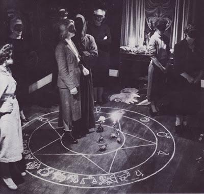 Μαγεία- Αποκρυφισμός